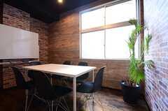 シェアオフィスの会議室。(2015-10-19,共用部,OTHER,3F)