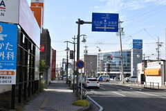 名鉄犬山線・江南駅前の様子。(2018-10-29,共用部,ENVIRONMENT,1F)