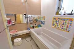 バスルームの様子。(2016-07-03,共用部,BATH,1F)