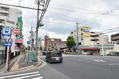 名古屋市営地下鉄鶴舞線・塩釜口駅前の様子。(2016-07-03,共用部,ENVIRONMENT,1F)