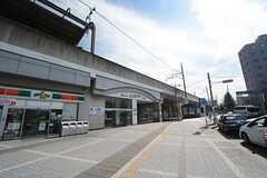 各線・上小田井駅の様子。(2014-10-10,共用部,ENVIRONMENT,1F)
