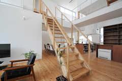 階段の様子。(2013-07-19,共用部,OTHER,1F)