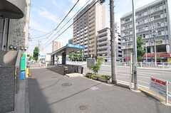 名古屋市営地下鉄名城線・志賀本通駅の様子。(2014-06-03,共用部,ENVIRONMENT,1F)