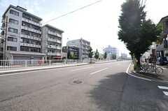 名古屋市営地下鉄名城線・志賀本通駅前の様子。(2014-06-03,共用部,ENVIRONMENT,1F)