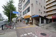 東山線・覚王山駅の様子。(2014-09-08,共用部,ENVIRONMENT,1F)