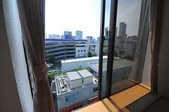 窓からの景色。(613号室)(2014-06-03,専有部,ROOM,6F)