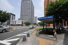各線・伏見駅の様子。(2014-06-03,共用部,ENVIRONMENT,1F)