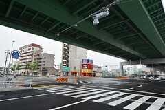 名古屋市営地下鉄名港線・東海通駅前の様子2。(2015-06-05,共用部,ENVIRONMENT,1F)