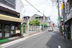 雁道商店街は、建物もレトロだったりします。(2011-08-09,共用部,ENVIRONMENT,1F)