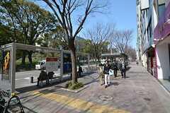 名古屋市営地下鉄名城線・矢場町駅前の様子。(2015-03-17,共用部,ENVIRONMENT,1F)