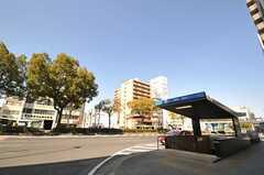 名古屋市営地下鉄鶴舞線・大須観音駅の様子。(2013-02-26,共用部,ENVIRONMENT,1F)