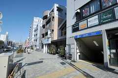 名古屋市営地下鉄東山線・東山公園駅の様子。(2013-02-25,共用部,ENVIRONMENT,1F)
