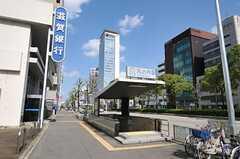 名古屋市営地下鉄桜通線・丸の内駅の様子。(2011-10-16,共用部,ENVIRONMENT,1F)