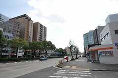 名古屋市営地下鉄桜通線・丸の内駅前の様子。(2011-10-16,共用部,ENVIRONMENT,1F)