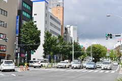 名古屋市営地下鉄・東山線、一社駅前の様子。(2017-07-11,共用部,ENVIRONMENT,1F)