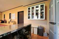 キッチンの様子3。(2013-03-22,共用部,KITCHEN,1F)