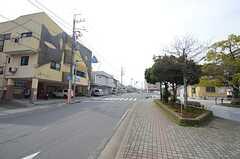 JR成田線・酒々井駅前の様子。(2015-03-18,共用部,ENVIRONMENT,1F)