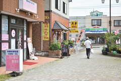 JR成田線・酒々井駅周辺の様子。(2018-05-17,共用部,ENVIRONMENT,1F)