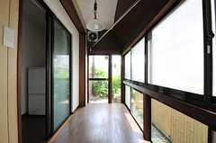 専有部の様子。(205号室)(2012-05-21,専有部,ROOM,2F)