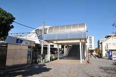 JR成田線酒々井駅の様子。(2012-05-21,共用部,ENVIRONMENT,1F)