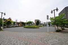 JR成田線酒々井駅前の様子。(2012-05-21,共用部,ENVIRONMENT,1F)