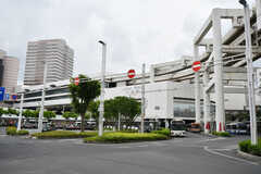 各線・千葉駅前の様子。(2020-06-18,共用部,ENVIRONMENT,1F)