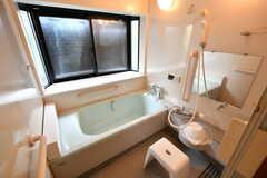 バスルームの様子。(2019-06-03,共用部,BATH,1F)