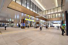 各線・千葉駅構内の様子。(2019-06-03,共用部,ENVIRONMENT,1F)