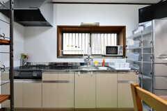 キッチンの様子。(2020-01-09,共用部,KITCHEN,1F)