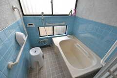 バスルームの様子。(2020-01-09,共用部,BATH,1F)
