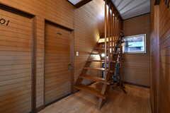 階段の様子。(2020-01-09,共用部,OTHER,1F)