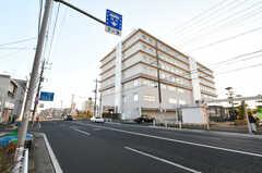 すぐ近くには病院があります。(2020-01-09,共用部,ENVIRONMENT,1F)