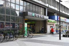 JR・本千葉駅の様子。(2020-10-27,共用部,ENVIRONMENT,1F)