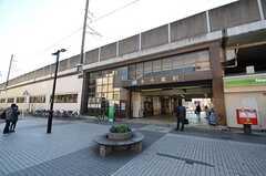 各線・本千葉駅の様子。(2016-01-25,共用部,ENVIRONMENT,1F)