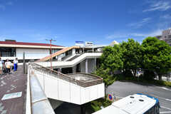 各線・幕張本郷駅の様子。(2017-08-09,共用部,ENVIRONMENT,1F)