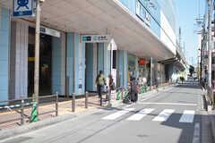 東京メトロ東西線・妙典駅の様子。(2021-03-11,共用部,ENVIRONMENT,1F)