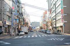 津田沼駅前の商店街の様子。(2017-12-19,共用部,ENVIRONMENT,1F)