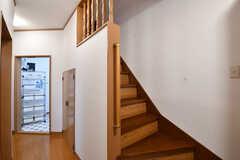 階段の様子。(2019-04-17,共用部,OTHER,1F)