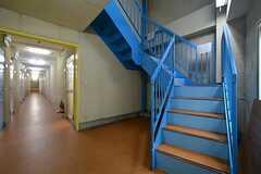 階段の様子。(2015-01-22,共用部,OTHER,1F)