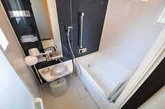 バスルームの様子。(2011-07-14,共用部,BATH,1F)