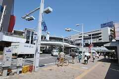 各線・船橋駅の様子。(2011-07-14,共用部,ENVIRONMENT,1F)