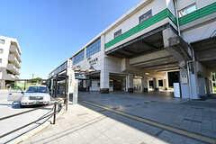 東葉高速線・飯山満駅の様子。(2016-10-24,共用部,ENVIRONMENT,1F)