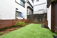 庭の様子。(2018-06-15,共用部,OTHER,1F)