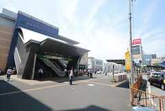 各線・西船橋駅の様子。(2014-07-29,共用部,ENVIRONMENT,1F)