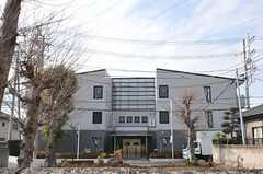 シェアハウスの外観。(2013-03-04,共用部,OUTLOOK,1F)