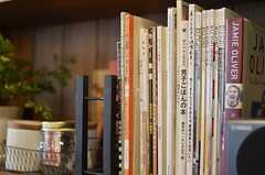 料理本なども多いです。(2013-03-04,共用部,OTHER,1F)
