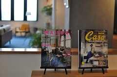 インテリア雑誌の部屋と引けをとらないナイスな空間だと思います。(2013-03-08,共用部,LIVINGROOM,1F)