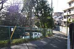 シェアハウスの近辺には公園がちらほらあります。(2015-02-16,共用部,ENVIRONMENT,1F)