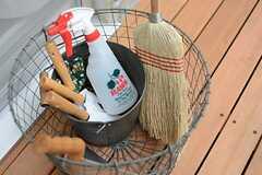 菜園道具が用意されています。(2015-03-20,共用部,OTHER,1F)