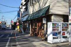 京成線・薬円台駅の近くのパン屋さん。(2015-02-26,共用部,ENVIRONMENT,1F)